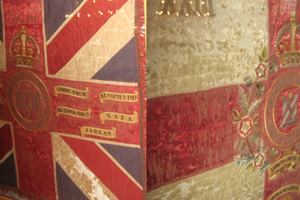 Colours of 23rd (County of London) Battalion The London Regiment