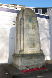 Memorial 12th (County of London) Battalion TLR (The Rangers)