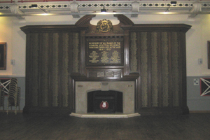Memorial 14th (County of London) Battalion TLR (London Scottish)
