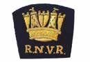 Royal Naval Volunteer Reserve badge