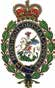 The Queen's Fusiliers (City of London) Badge